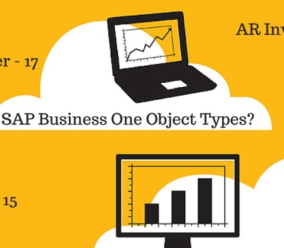SAP Business One Object Codes